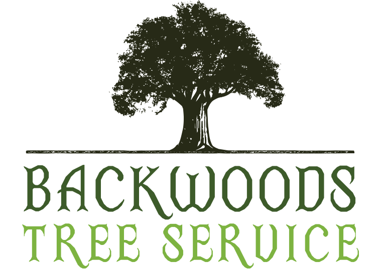 Backwoods Tree Service Logo